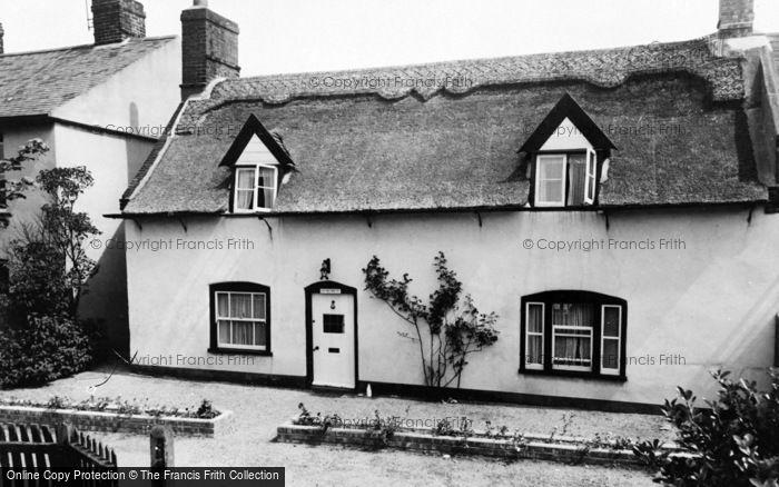 Photo of Winterton On Sea, Chynoweth Cottage c.1960