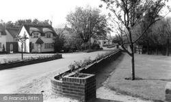 Winterton-on-Sea, Holiday Houses c.1965