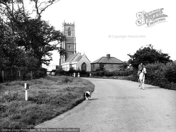 Photo of Winterton On Sea, Holy Trinity And All Saints Church c.1960