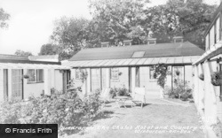 Winterton-on-Sea, South Bedroom Quadrangle, The Chalet Hotel And Country Club c.1960