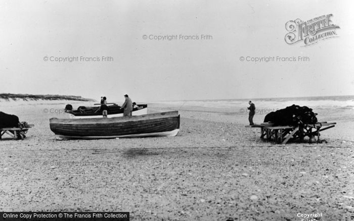 Photo of Winterton On Sea, The Beach c.1960