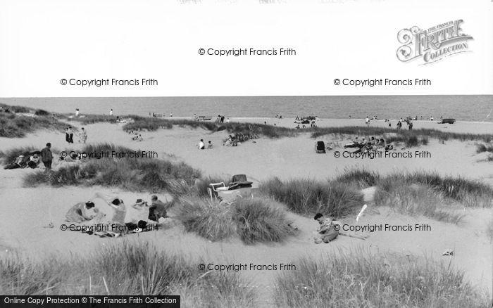 Photo of Winterton On Sea, The Beach c.1960