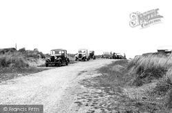 Winterton-on-Sea, The Beach Road c.1955