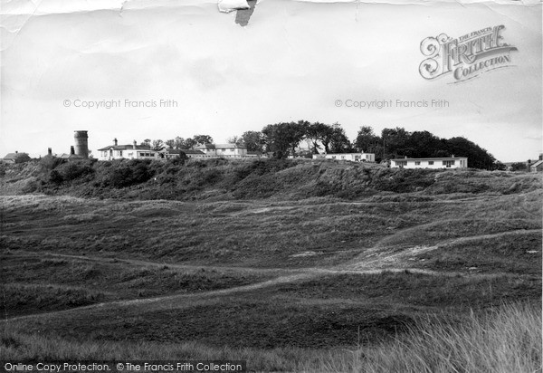Photo of Winterton On Sea, The Chalet Hotel And Country Club c.1955