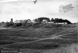 Winterton-on-Sea, The Chalet Hotel And Country Club c.1955