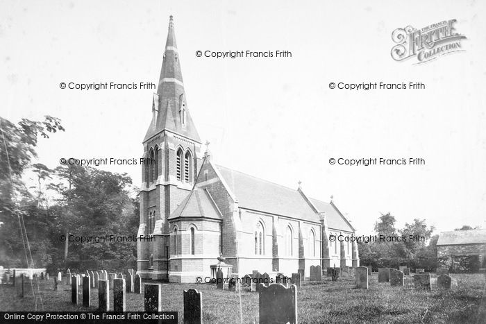 Photo of Winthorpe, All Saints' Church 1890