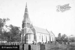 Winthorpe, All Saints' Church 1890