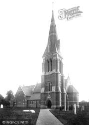 Winthorpe, All Saints Church 1890