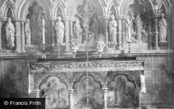 Winthorpe, All Saints Church, Reredos 1890