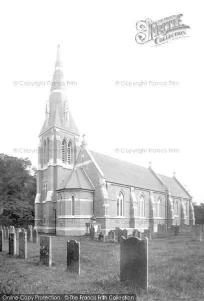 Photo of Winthorpe, Church 1890