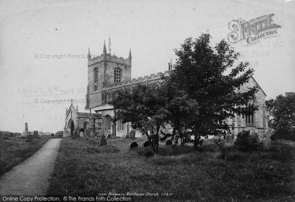 Photo of Winthorpe, St Mary's Church 1890