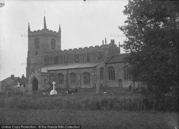 Photo of Winthorpe, St Mary's Church c.1900