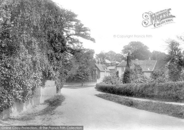 Photo of Winthorpe, The Village 1909
