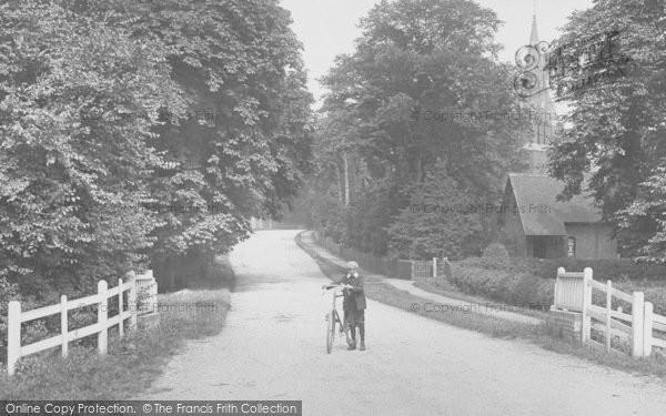 Photo of Winthorpe, Village 1909