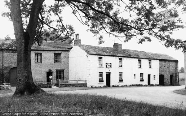 Photo of Winton, The Bay Horse Inn c.1955
