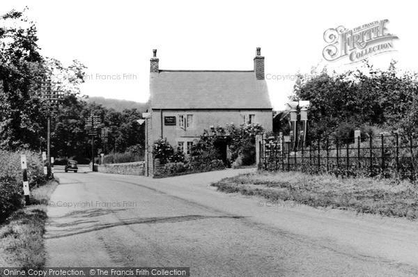 Wirksworth, Adam Bede Cottage c1960