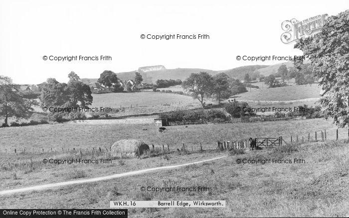 Photo of Wirksworth, Barrell Edge c.1960