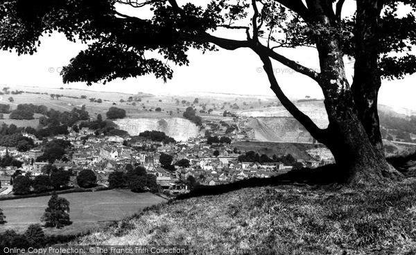 Photo of Wirksworth, c.1965