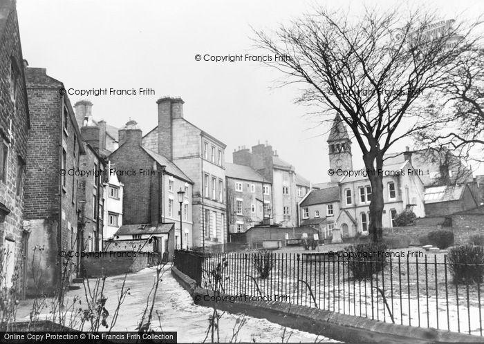 Photo of Wirksworth, Church Walk c.1939