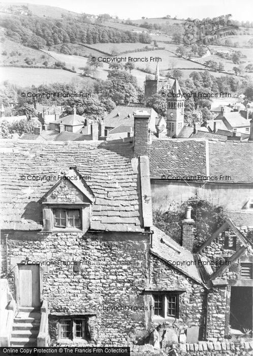 Photo of Wirksworth, General View c.1939