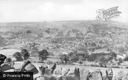 Wirksworth, General View c.1960