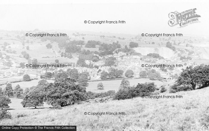 Photo of Wirksworth, General View c.1965