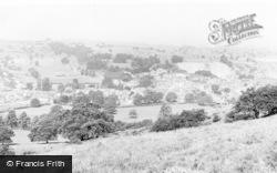 Wirksworth, General View c.1965