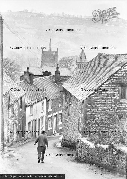 Photo of Wirksworth, Greenhill c.1950