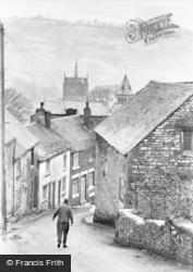 Wirksworth, Greenhill c.1950