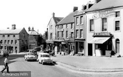 Wirksworth, Market Place c.1965