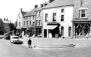 Wirksworth, Market Place c1965