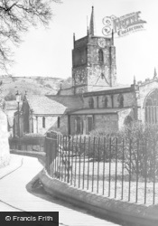 Wirksworth, St Mary's Church c.1939
