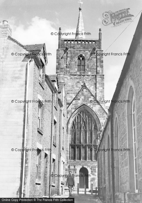 Photo of Wirksworth, St Mary's Gate c.1939