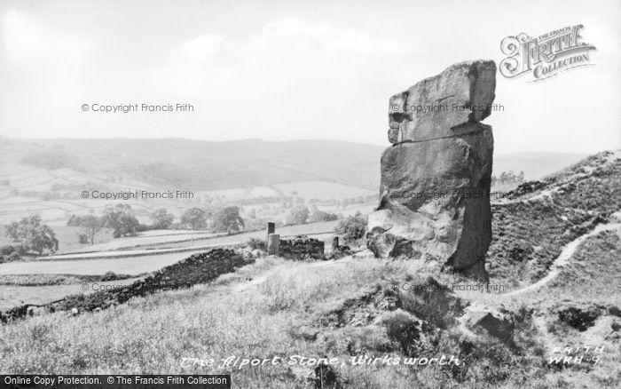 Photo of Wirksworth, The Alport Stone c.1960