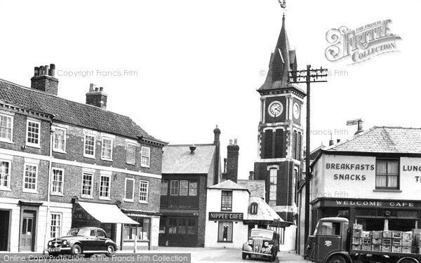 Photo of Wisbech, c.1955