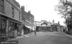 Wisbech, Church Street 1923