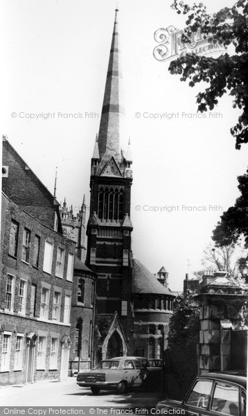 Photo of Wisbech, Ely Place Baptist Chapel c.1965