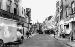 High Street c.1965, Wisbech
