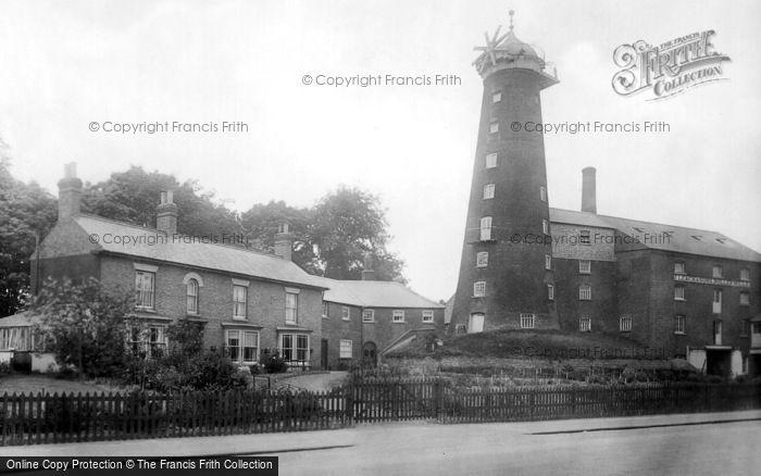 Wisbech,Leach's Mill 1929,Cambridgeshire