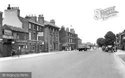Wisbech, Lynn Road c.1955