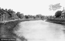 Wisbech, North Brink 1901