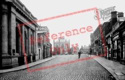 Wisbech, Old Market Street 1923