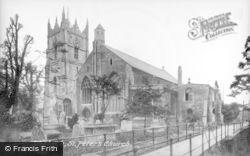 Wisbech, Parish Church 1923