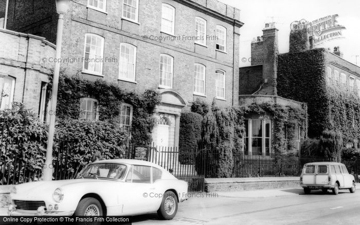 Photo of Wisbech, Peckover House c.1970