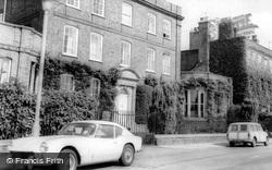 Wisbech, Peckover House c.1970