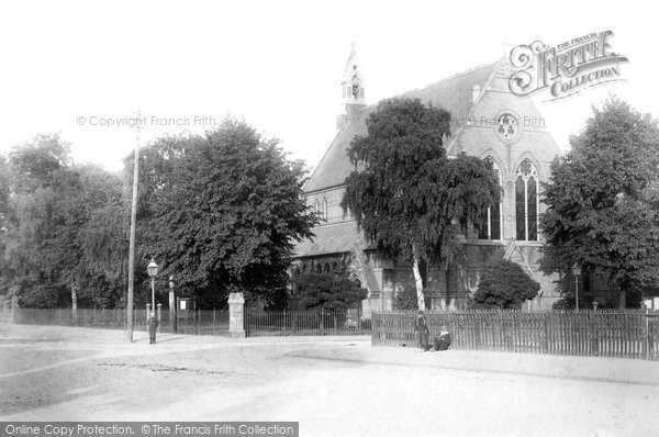 Photo of Wisbech, St Augustine's Church 1901