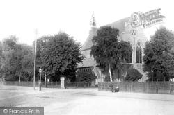 Wisbech, St Augustine's Church 1901