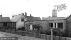 Wisbech St Mary, The School c.1960