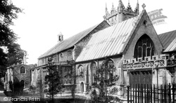 Wisbech, St Peter And St Paul's Church 1901