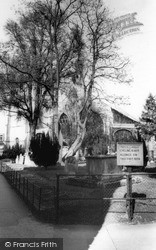 St Peter's Church c.1965, Wisbech